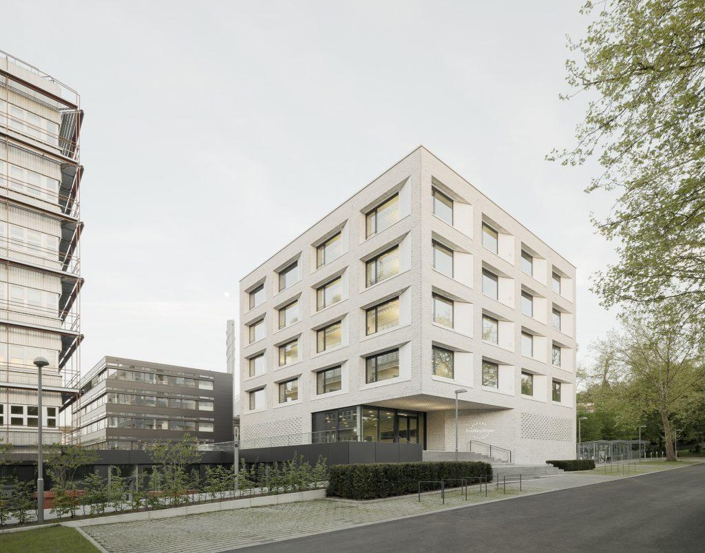 Gebäude SüdWestStrom